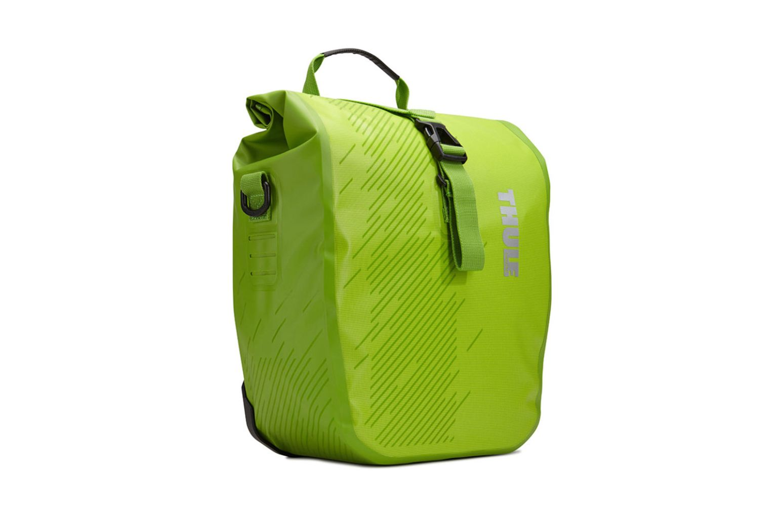 Pack 'n Pedal Shield Pannier Small Chartreuse-30