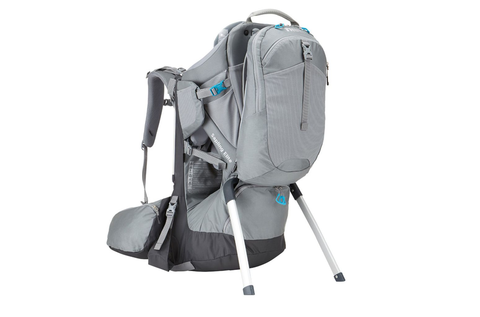 THULE Sapling Elite Child Carrier Dark Shadow/Slate-30