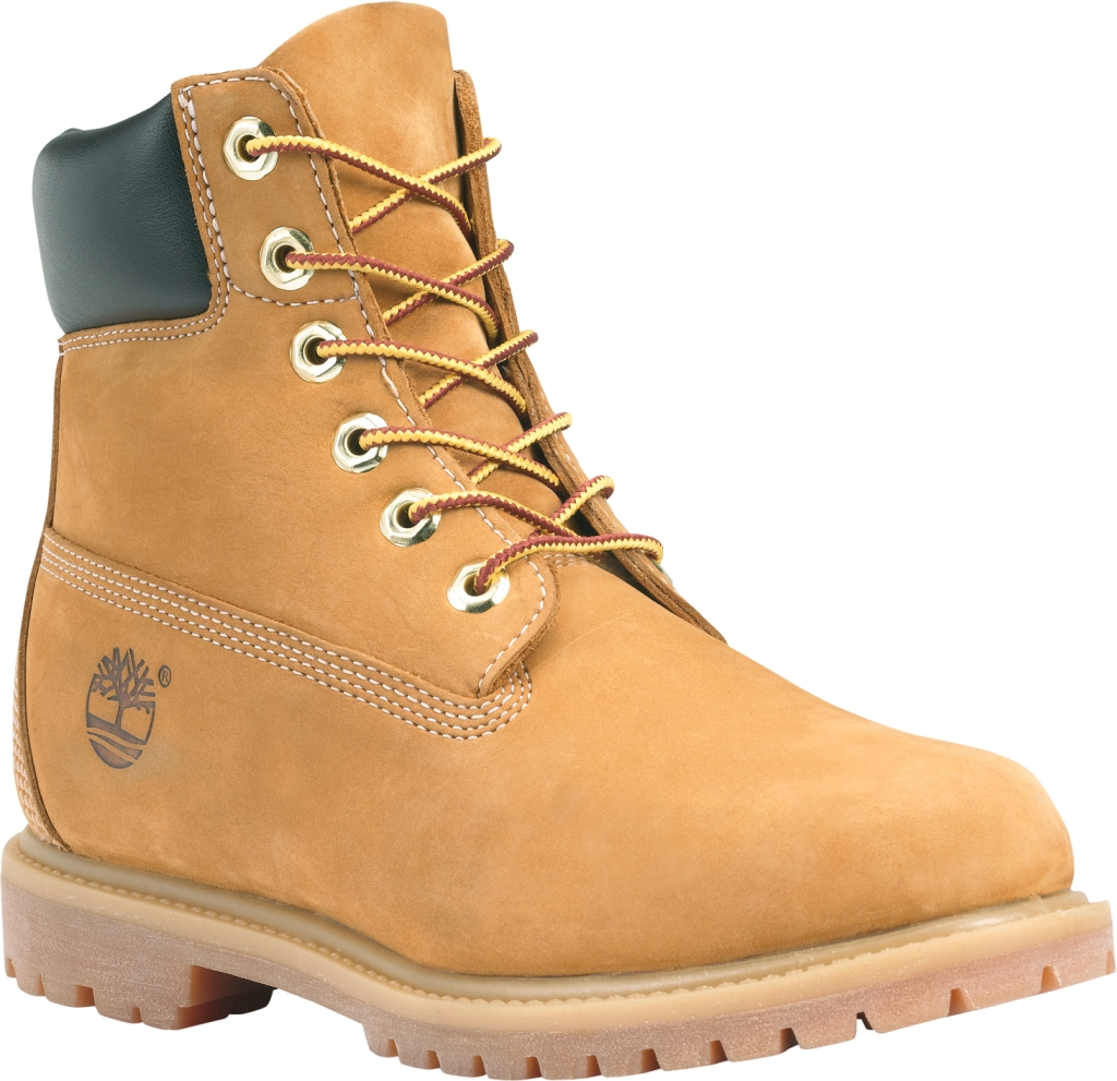 Timberland 6in Premium Boot W 9 Wheat Nubuck-30