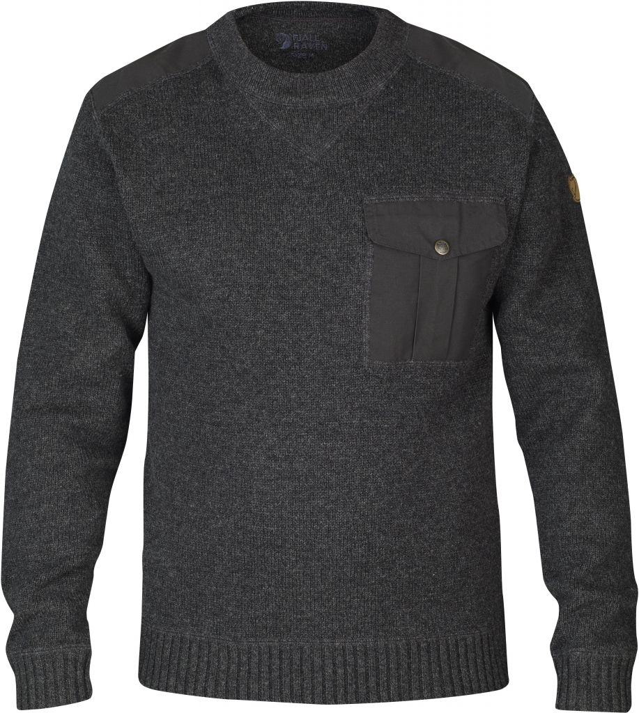 FjallRaven Torp Sweater Graphite-30