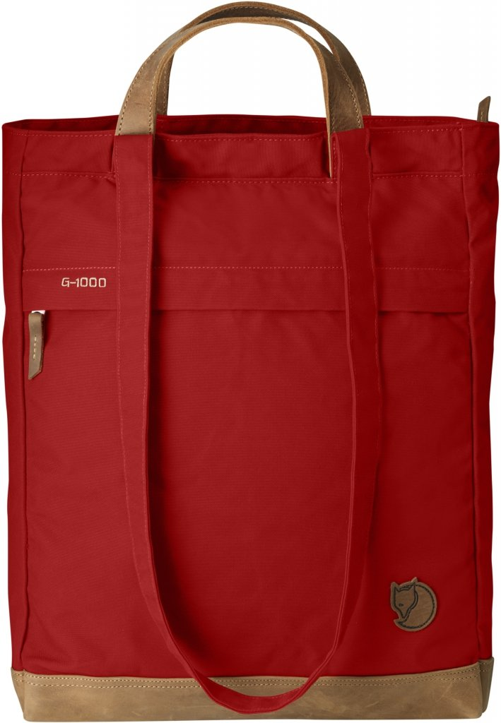 FjallRaven Totepack No.2 Red-30