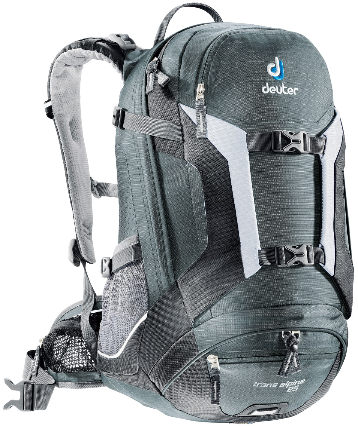 Deuter Trans Alpine 25 granite-black-30