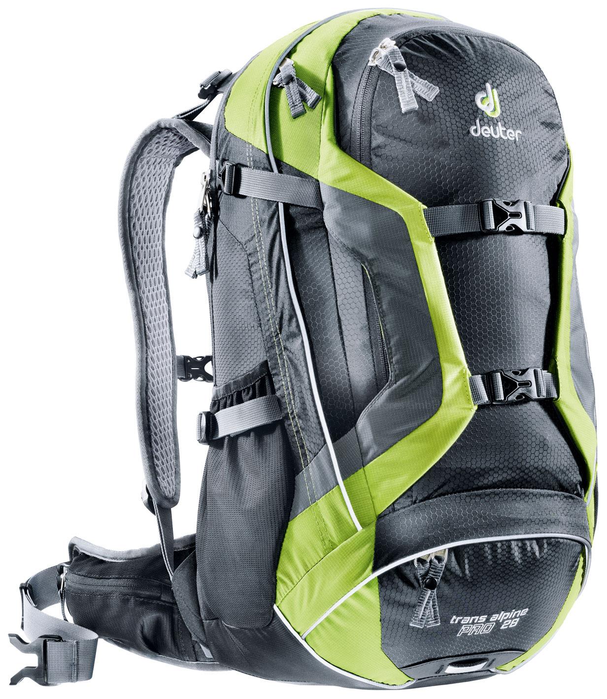 Deuter Trans Alpine Pro 28 black-kiwi-30