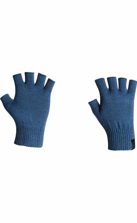 Icebreaker Highline Fingerless Gloves Equinox HTHR-30
