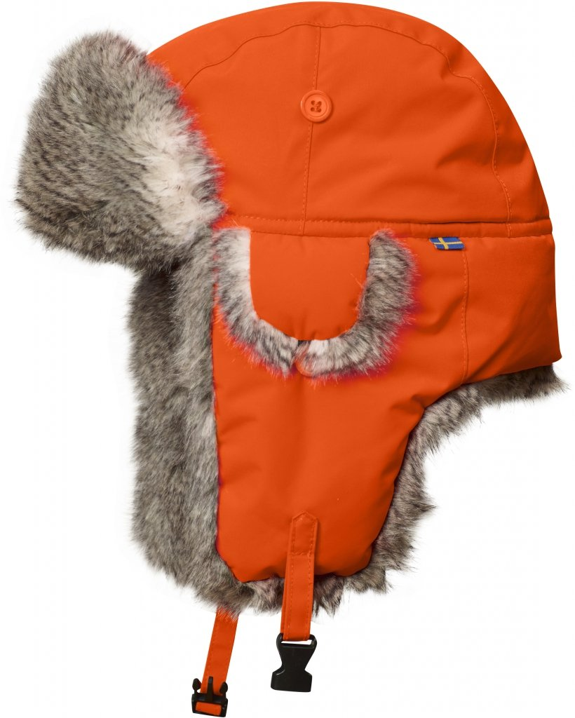 FjallRaven Varmland Heater Safety Orange-30