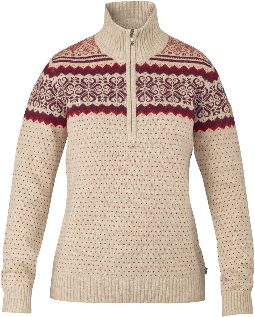 FjallRaven Vika Sweater Sand-30
