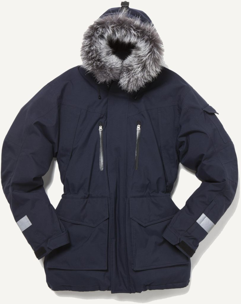 Jökla Parka Dark Midnight-30