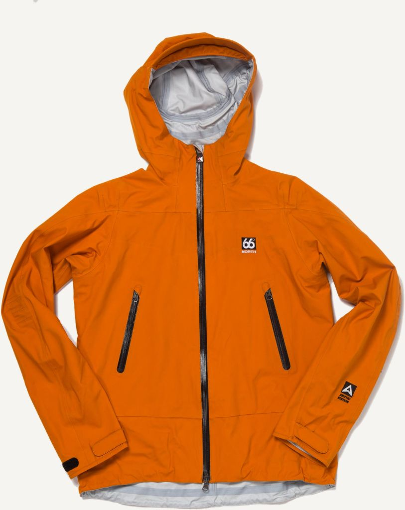 Snafell Jacket Burnt Orange-30