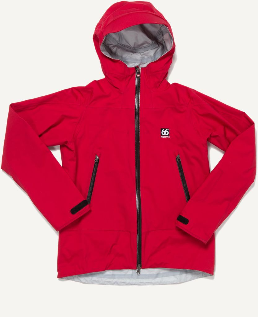 Snafell Jacket True Red-30