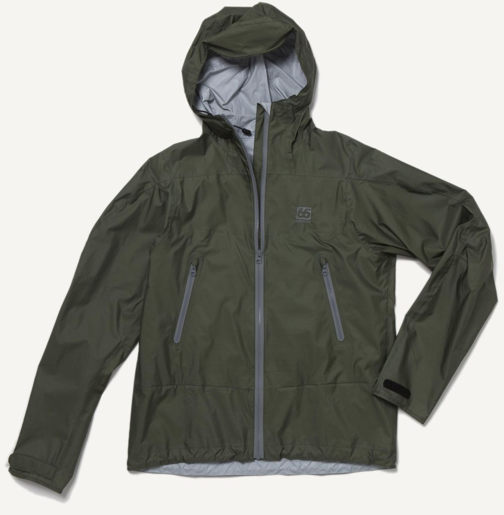 Skalafell Jacket Olive-30