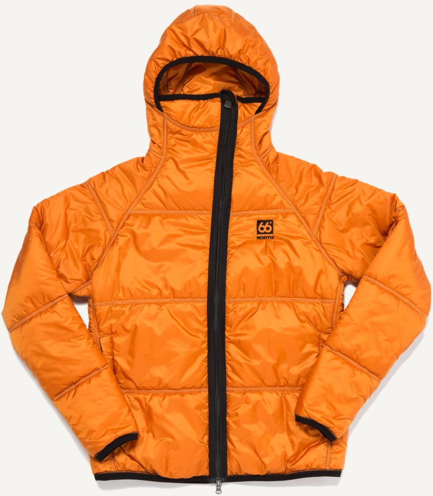 Vatnajökull Primaloft Women´s Jacket Burnt Orange-30