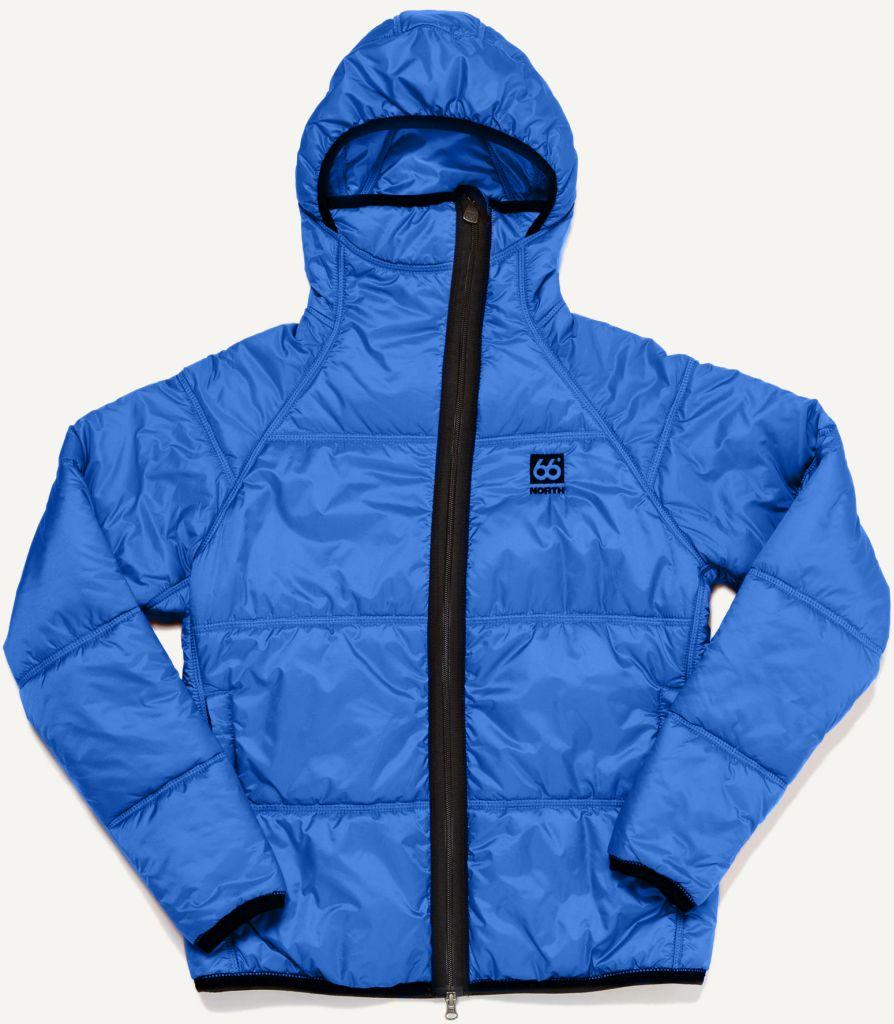 Vatnajökull Primaloft Women´s Jacket Dark Sky Blue-30