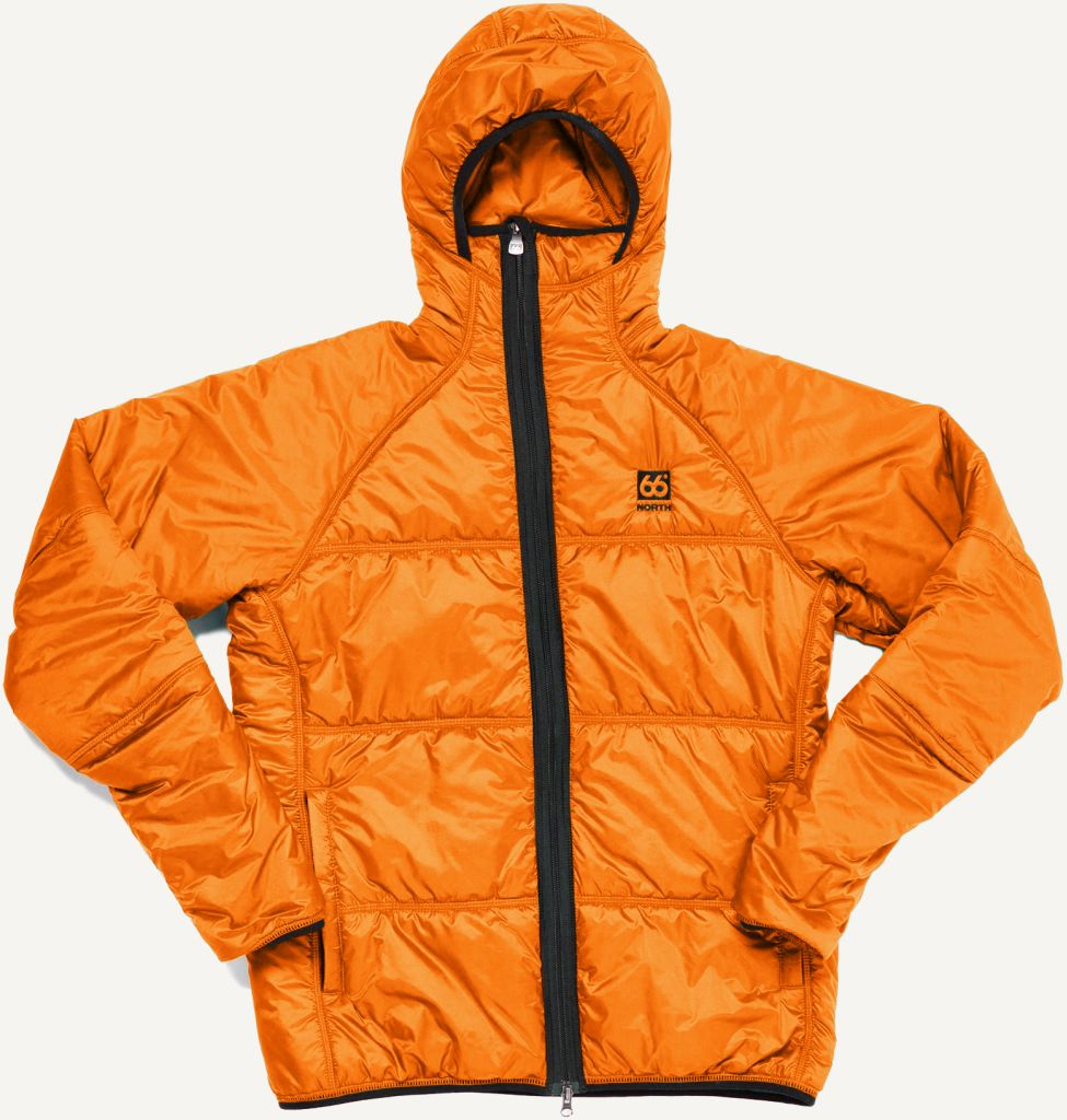 Vatnajökull Primaloft Jacket Burnt Orange-30
