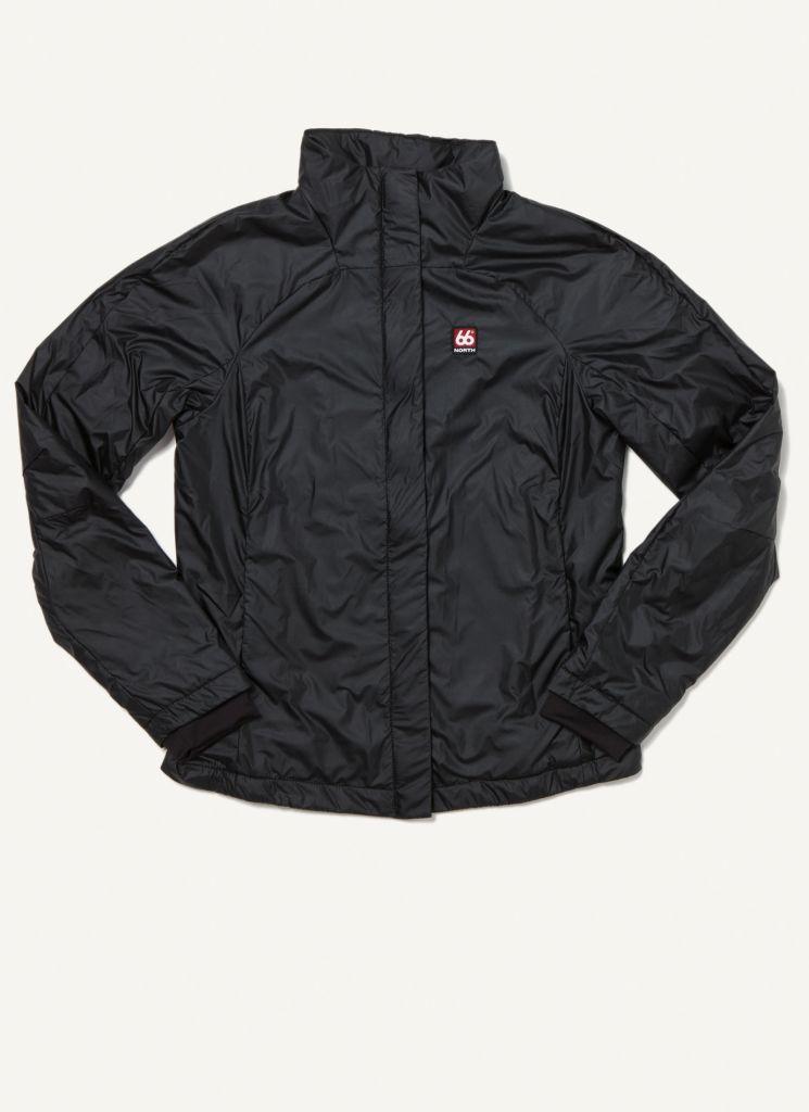 Eyjafjallajökull Women´s Jacket Black-30