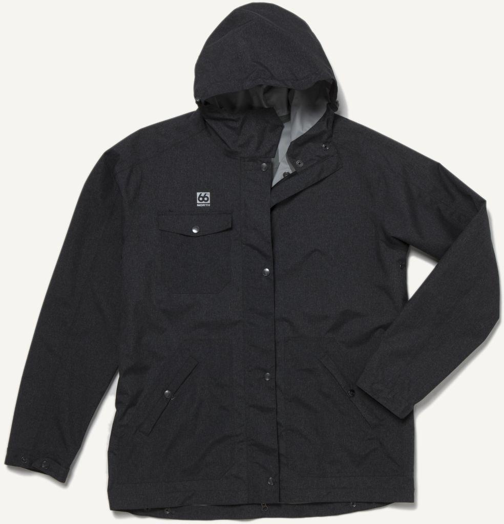 Heidmörk Jacket Lavic Grey-30