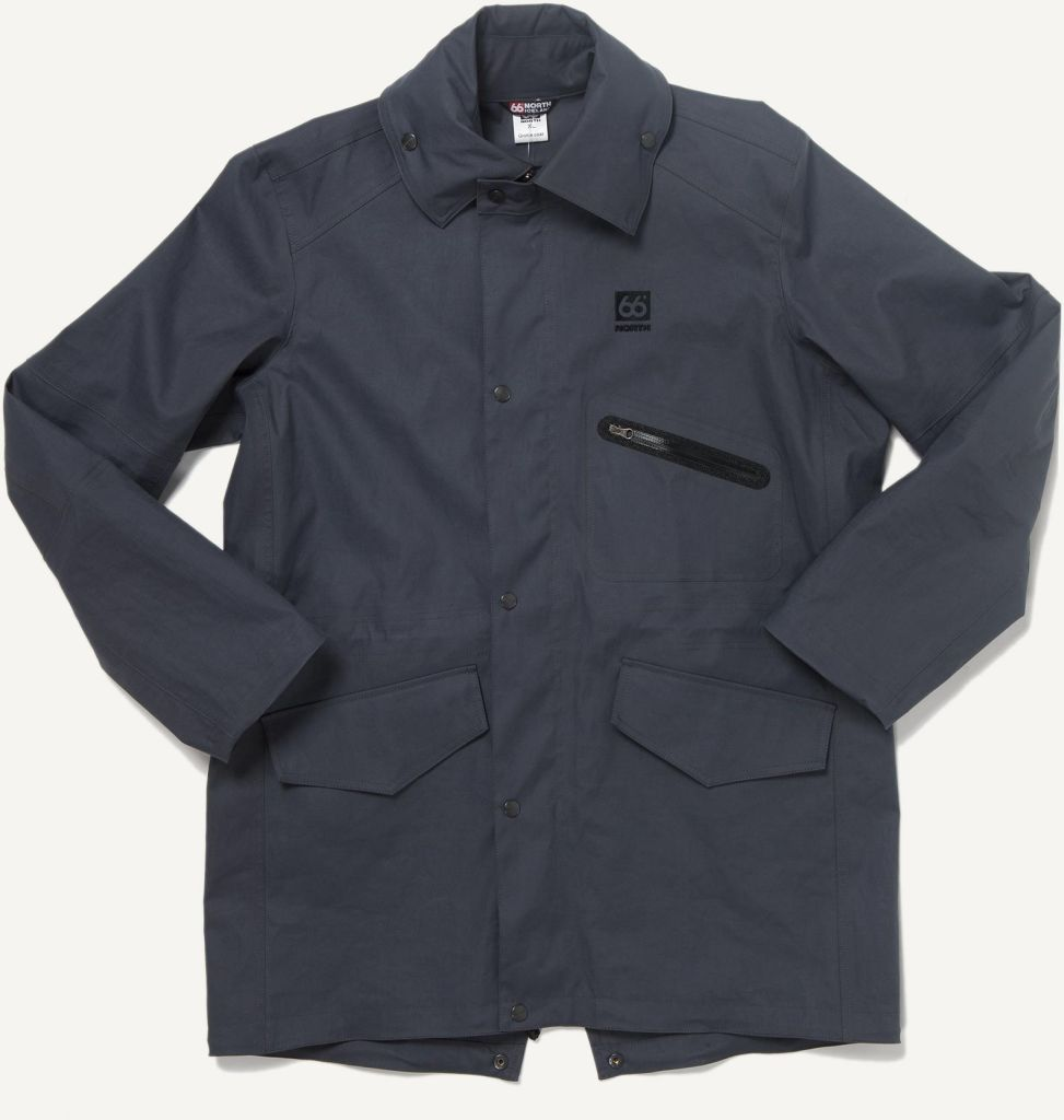 Grotta Coat Navy-30