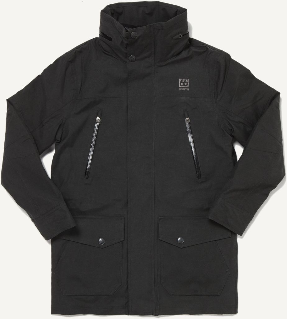 Höfdi Jacket Black-30
