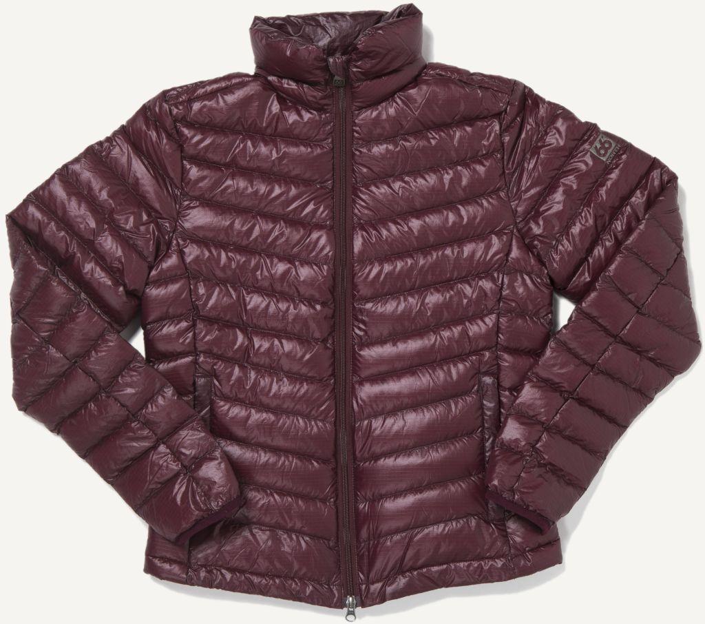 Vatnajökull 800 Women´s Jacket Burgundy-30