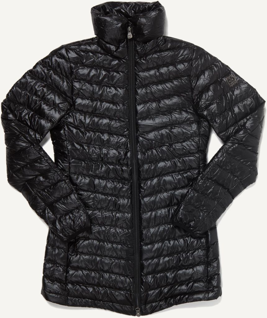 Vatnajökull 800 Coat Women´s Black-30