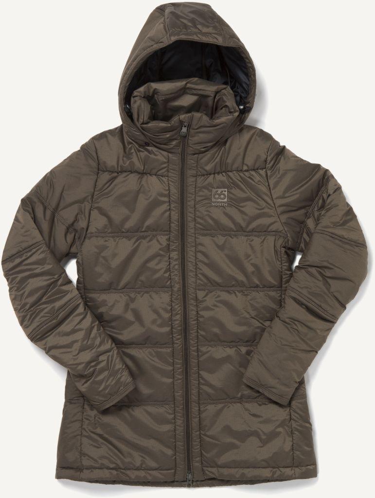 Langökull Primaloft Women´s Coat Special Edt. Aluminium-30