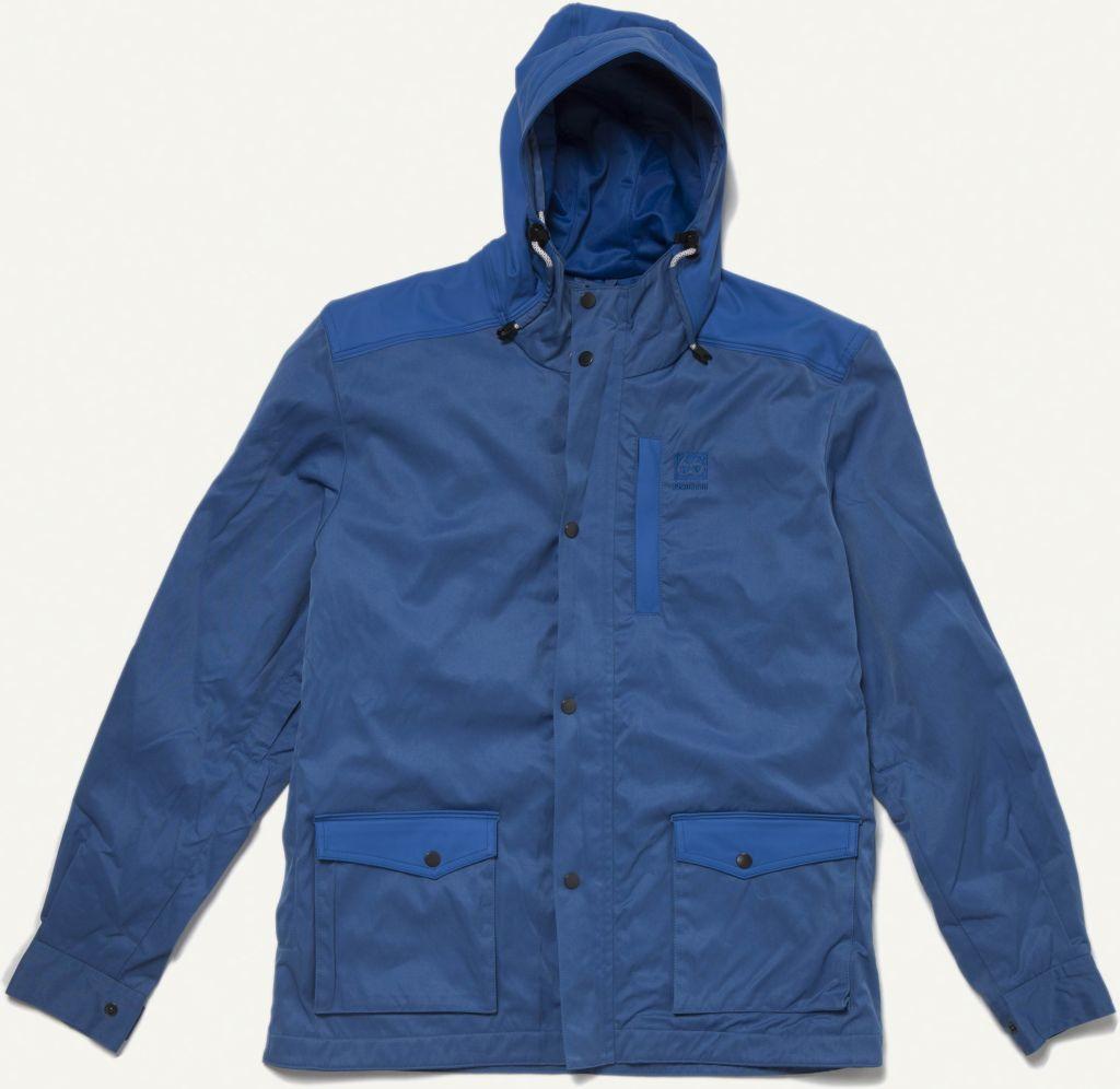 Arnarholl Jacket BlueOnBlue-30