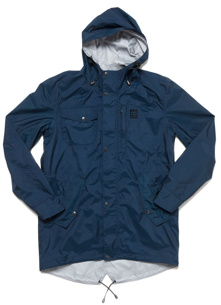 Grandi Parka Dark Midnight-30