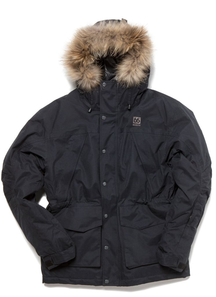 Thorsmork Parka Black-30