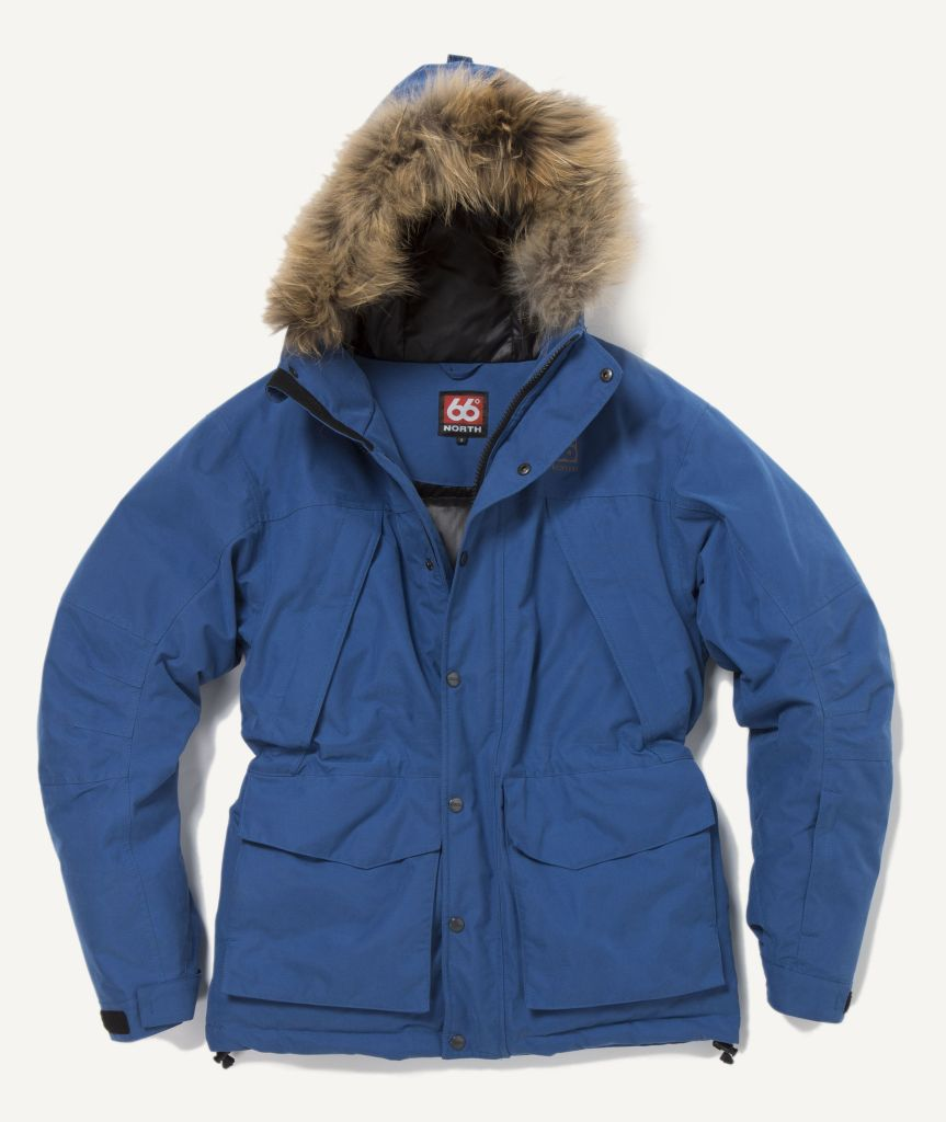 Thorsmork Parka Dark Sky Blue-30