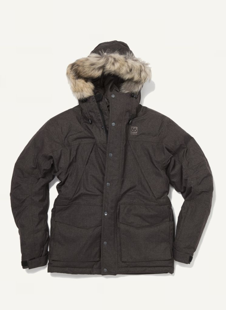 Thorsmork Parka Limited Edt. Dark Espresso-30
