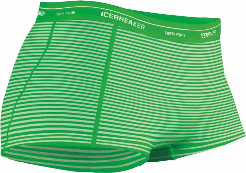 Icebreaker Oasis Boy shorts Stripe Frond/Frond-30