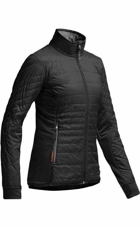 Icebreaker Helix LS Zip Black/Monsoon/Black-30