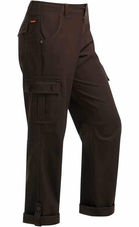 Icebreaker Laurel Pants Chocolate-30