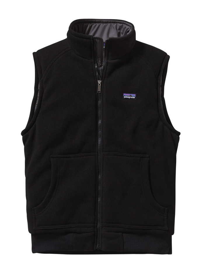 Patagonia Insulated Better Sweater Vest L Black-30