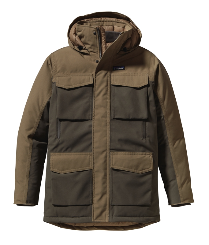 Patagonia - Thunder Cloud Down Parka Alpha Green - Down Jackets -