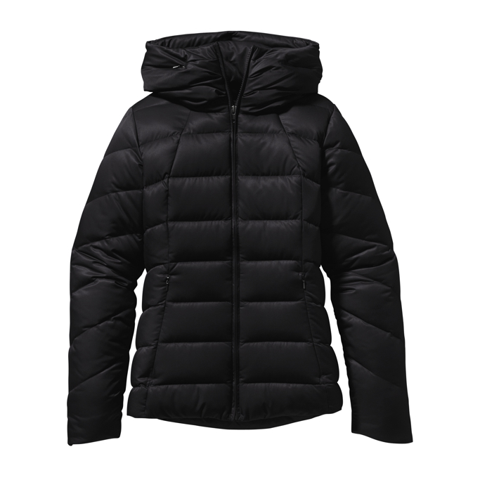 Patagonia Downtown Loft Jacket Black-30
