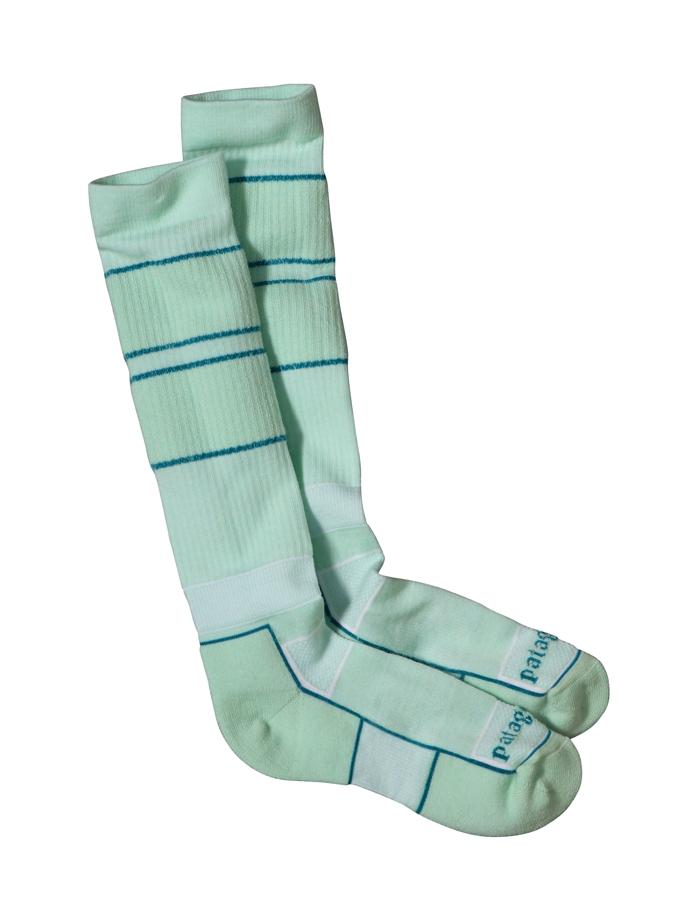 Patagonia - LW Snowboard Socks Arctic Mint - Socks -