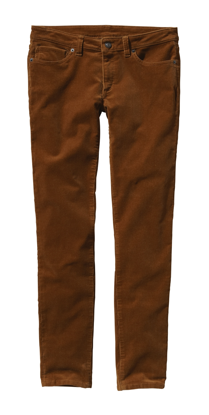 Patagonia Corduroy Pants Bear Brown - nz