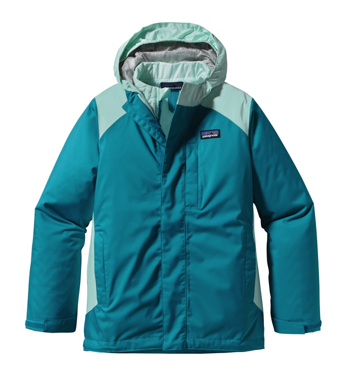 Patagonia - 3-in-1 Jacket Tobago Blue - Isolation & Winter Jackets -