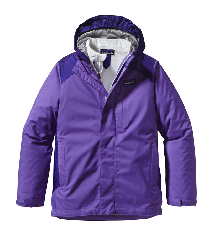 Patagonia - 3-in-1 Jacket Violetti - Isolation & Winter Jackets -