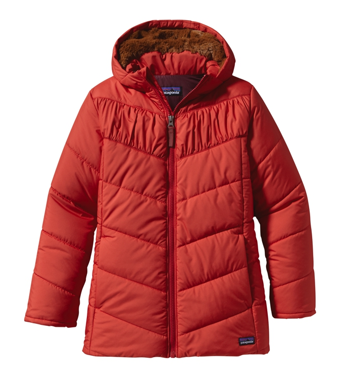 Patagonia - Wintry Snow Coat Cochineal Red - Isolation & Winter Jackets -