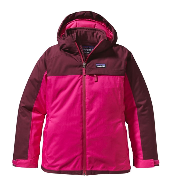 Patagonia - Insulated Snowbelle Jacket Radiant Magenta - Isolation & Winter Jackets - XL