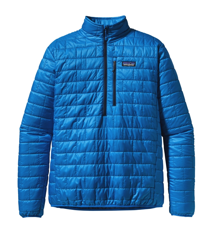 Patagonia - Nano Puff P/O Andes Blue - Isolation & Winter Jackets - XL