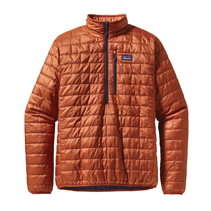 Patagonia - Nano Puff P/O Copper Ore - Isolation & Winter Jackets - XL