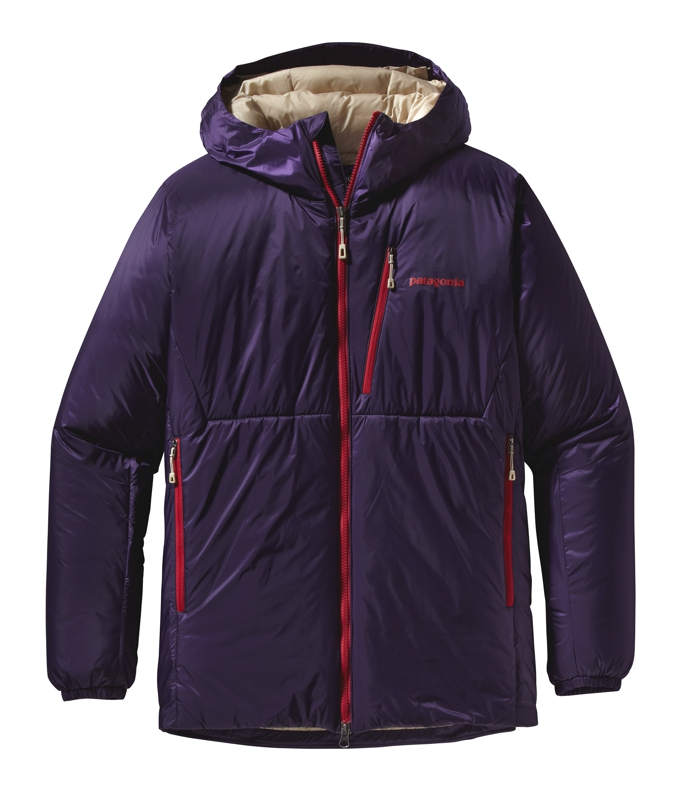Patagonia - Das Parka Tempest Purple - Isolation & Winter Jackets -