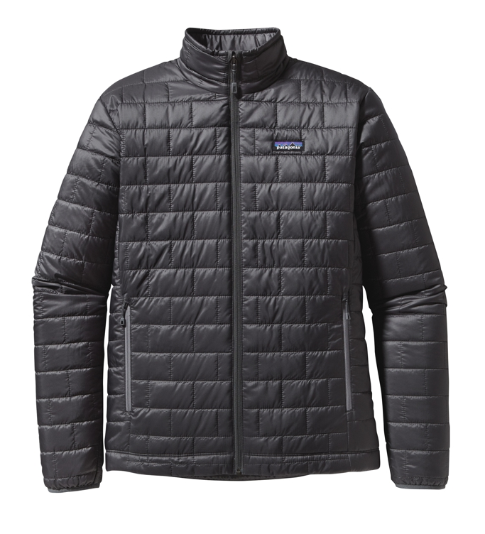 Patagonia - Nano Puff Jacket Forge Gray - Isolation & Winter Jackets -