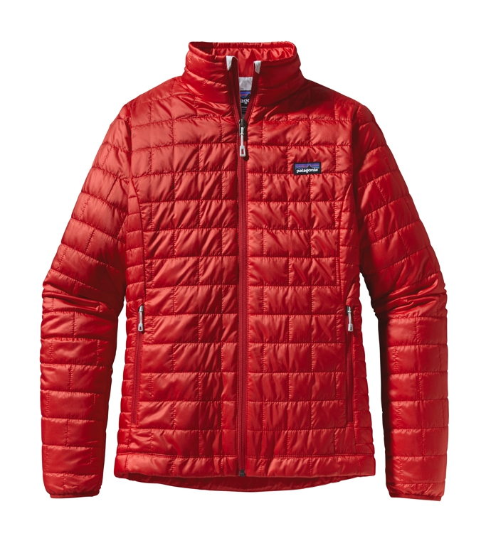 Patagonia Nano Puff Jacket Cochineal Red-30