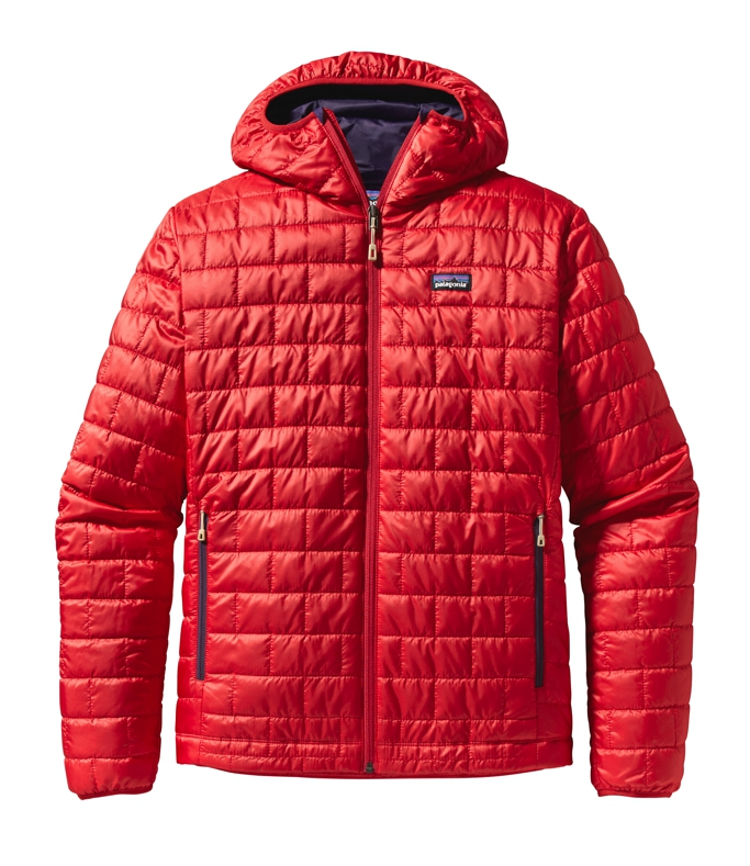 Patagonia - Nano Puff Hoody Cochineal Red - Isolation & Winter Jackets - S