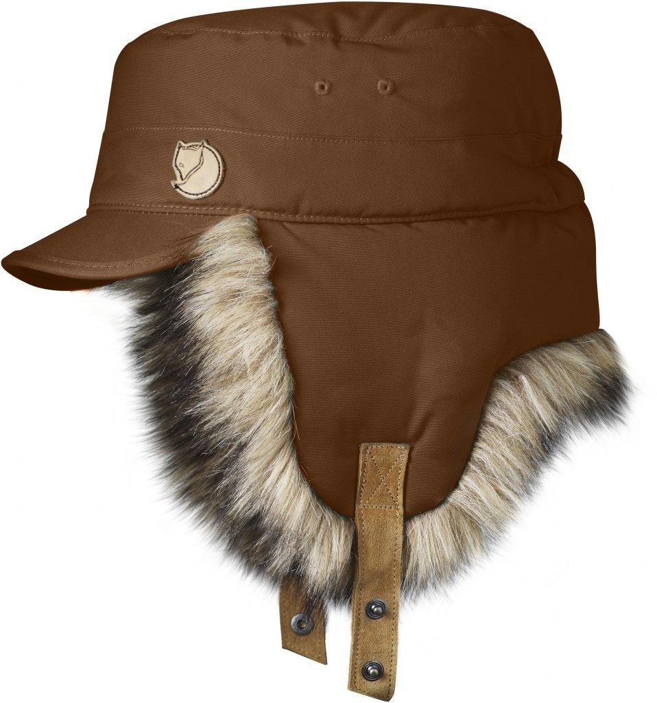 FjallRaven Woodsman Cap Chestnut-30