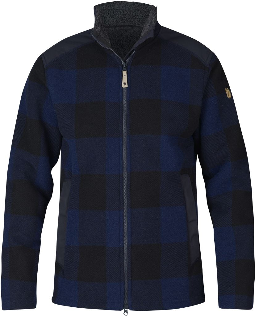 FjallRaven Woodsman Jacket Uncle Blue-30
