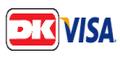 Dankort / Visa Card
